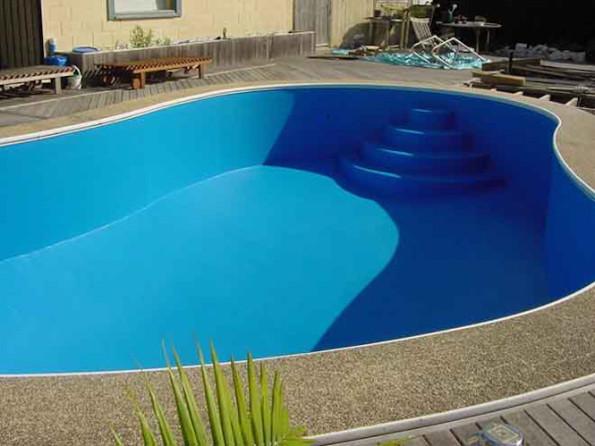 tekuta guma na bazeny